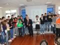 Premiazione 3E Liceo Scientifico Bafile L'AQUILA