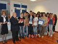 Classe 2B Liceo Scientifico Stampacchia Tricase (LE)