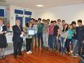Classe 3E Liceo Scientifico Stampacchia - Tricase (LE)