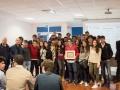 Premiazione 2B Stampacchia Tricase (LE)