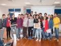 Premiazione 3A Vespucci Gallipoli (LE)