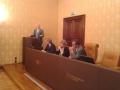 Prof Cecchini Antonietti Assessore Zampolini Presidente Cianetti
