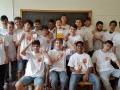 MsF1 ITIS C. Zuccante  - Mestre - classe 1C
