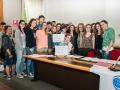 Classe 2 FA ITCG Einaudi Bassano