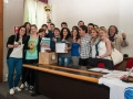 La SUPERCLASSE Classe 3 A L.S. Torricelli Bolzano