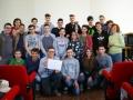 ITT-Malignani-Udine classe 2 B EEA